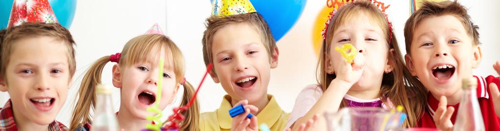 Få inspiration til en anderledes og spændende børnefødselsdag