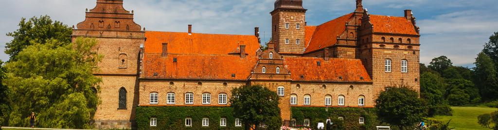Slotte og herregårde til bryllup på Fyn