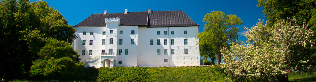 Slotte og herregårde til bryllup på Sjælland