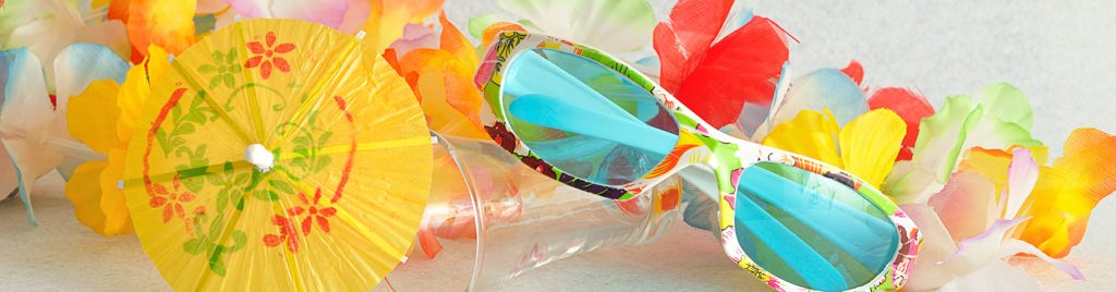 Hawaii-fest – Få idéer til din Hawaii-temafest her