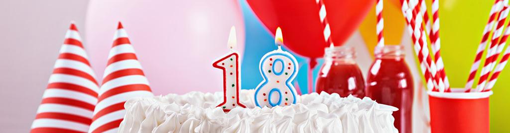 Guide til både vært og gæst: Hold den ultimative 18-års fødselsdag