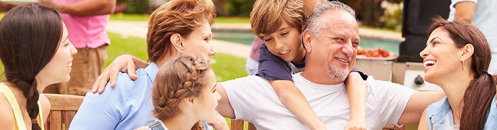 Sådan arrangerer du en mindeværdig familiefest