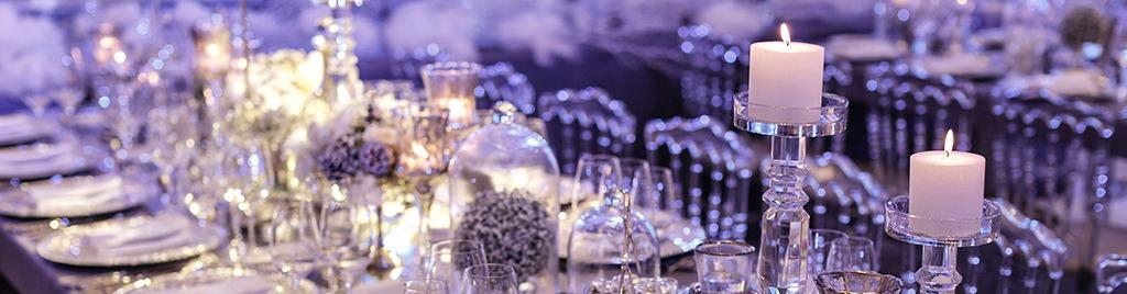 Find unikke bryllupslokaler i hele Danmark