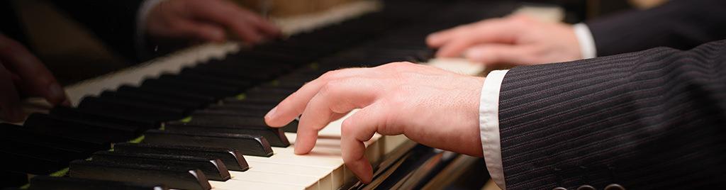Billig pianist