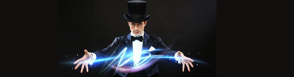 Billig tryllekunstner