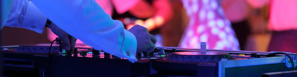 Billig DJ til fest