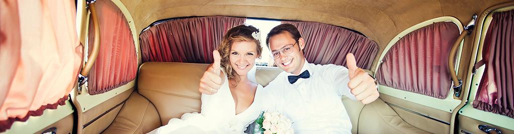 Den ultimative guide til bryllupskørsel
